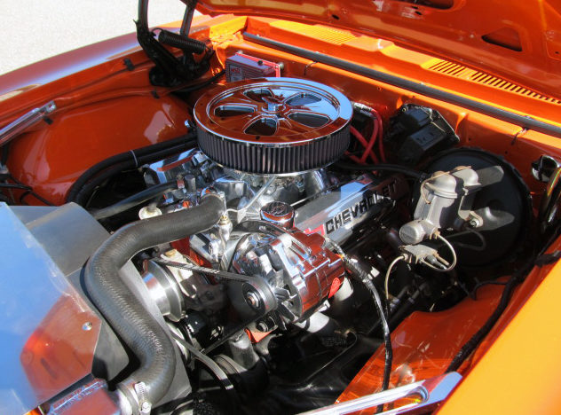 1968 Chevrolet Camaro 377/400 HP, 4-Speed presented as lot S8 at Kansas City, MO 2011 - image5