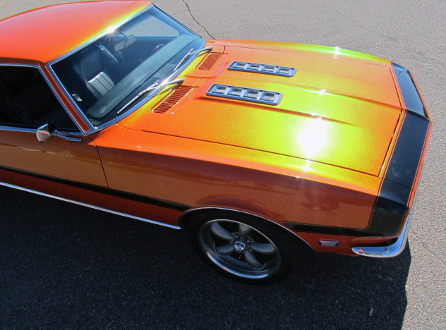 1968 Chevrolet Camaro 377/400 HP, 4-Speed presented as lot S8 at Kansas City, MO 2011 - image7