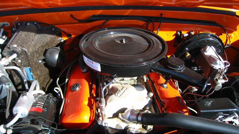 1972 Chevrolet Cheyenne Super Pickup 402/350 HP, Automatic presented as lot S15 at Kansas City, MO 2011 - image7