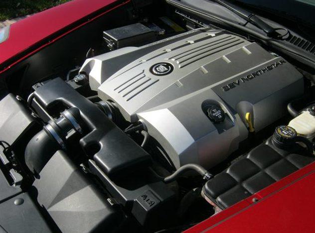 2004 Cadillac XLR 330 HP, Automatic presented as lot S21 at Kansas City, MO 2011 - image6