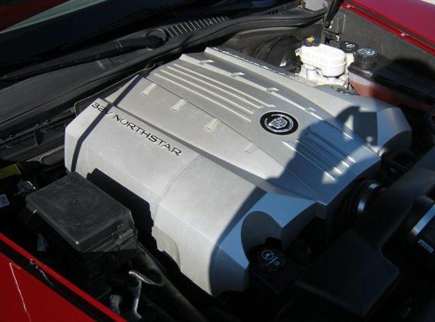 2004 Cadillac XLR 330 HP, Automatic presented as lot S21 at Kansas City, MO 2011 - image7