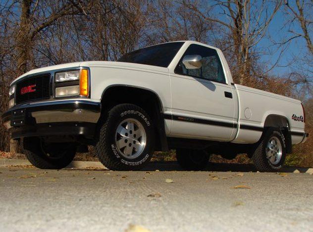 1990 GMC Sierra 1500 Pickup presented as lot S23 at Kansas City, MO 2011 - image2