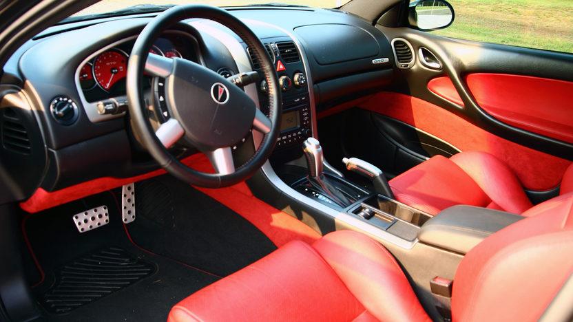 2005 Pontiac GTO LS2/650 HP presented as lot S25 at Kansas City, MO 2011 - image5