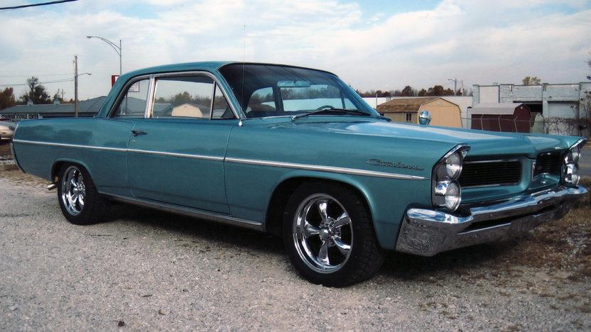 1963 Pontiac Catalina 455 CI, Automatic presented as lot S28 at Kansas City, MO 2011 - image4