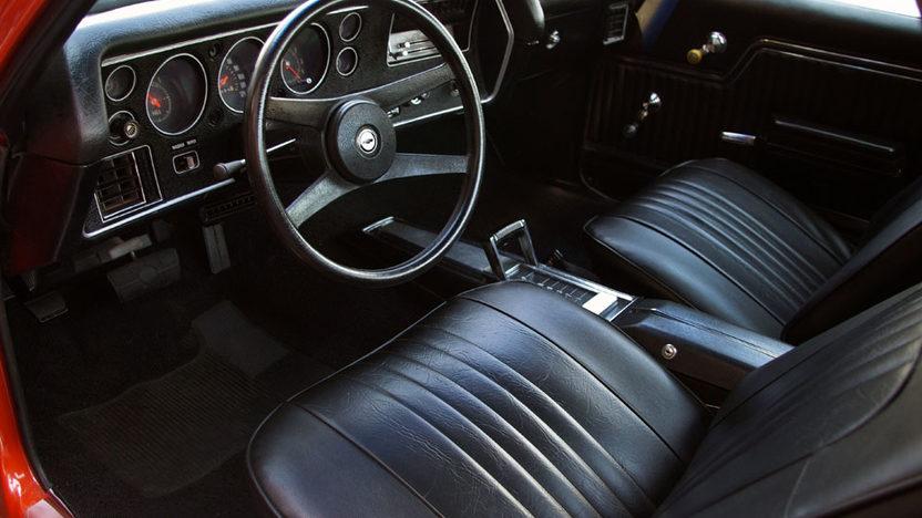 1972 Chevrolet El Camino presented as lot S29 at Kansas City, MO 2011 - image5