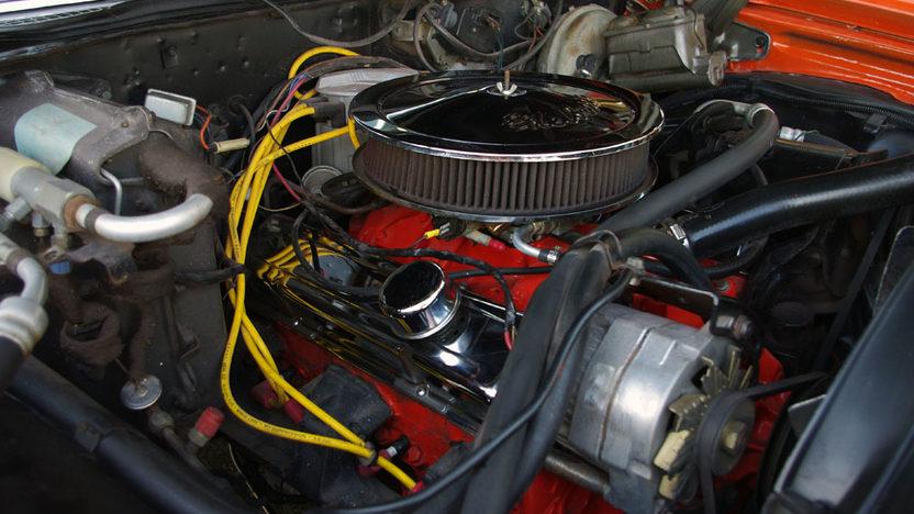 1972 Chevrolet El Camino presented as lot S29 at Kansas City, MO 2011 - image9