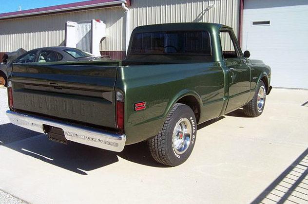 1970 Chevrolet 1/2 Ton Pickup presented as lot S30 at Kansas City, MO 2011 - image2
