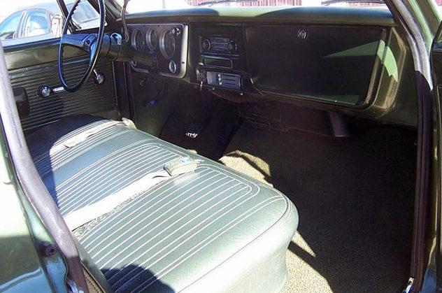 1970 Chevrolet 1/2 Ton Pickup presented as lot S30 at Kansas City, MO 2011 - image3