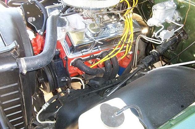 1970 Chevrolet 1/2 Ton Pickup presented as lot S30 at Kansas City, MO 2011 - image4