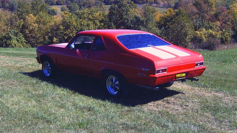 1972 Chevrolet Nova 2-Door 350 CI, Automatic presented as lot S35 at Kansas City, MO 2011 - image4
