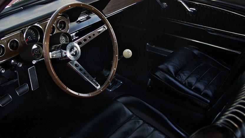 1966 Ford Mustang Coupe presented as lot S49 at Kansas City, MO 2011 - image3