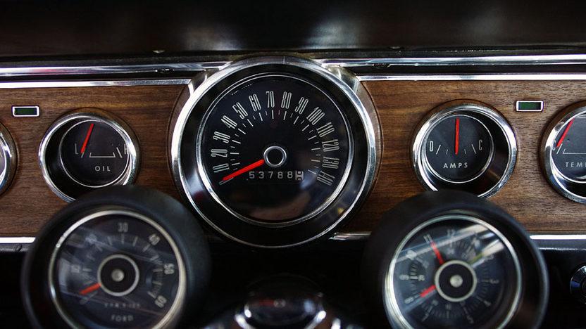 1966 Ford Mustang Coupe presented as lot S49 at Kansas City, MO 2011 - image5