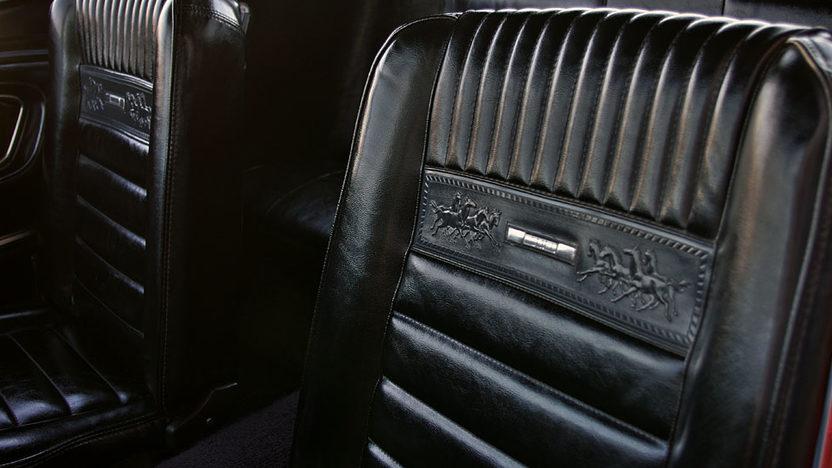 1966 Ford Mustang Coupe presented as lot S49 at Kansas City, MO 2011 - image7
