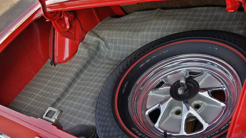 1966 Ford Mustang Coupe presented as lot S49 at Kansas City, MO 2011 - image8