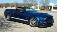 2008 Ford Shelby GT500 Convertible presented as lot S153 at Kansas City, MO 2011 - thumbail image3