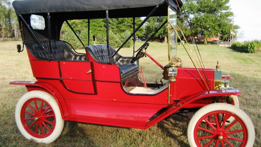 1909 Ford Model T presented as lot S156 at Kansas City, MO 2011 - image6