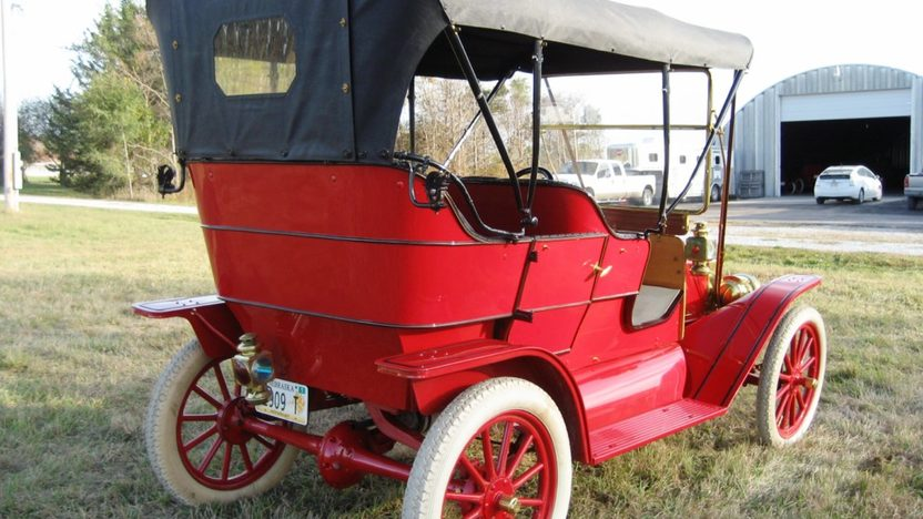 1909 Ford Model T presented as lot S156 at Kansas City, MO 2011 - image7
