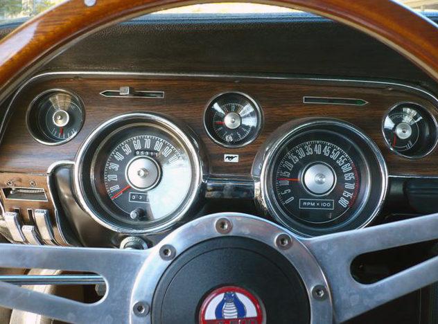 1968 Ford Mustang Convertible 428 CJ, Automatic presented as lot S162 at Kansas City, MO 2011 - image6