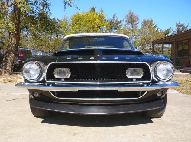 1968 Ford Mustang Convertible 428 CJ, Automatic presented as lot S162 at Kansas City, MO 2011 - image8