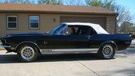 1968 Ford Mustang Convertible 428 CJ, Automatic presented as lot S162 at Kansas City, MO 2011 - thumbail image2