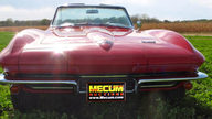 1966 Chevrolet Corvette Convertible 327/350 HP, 4-Speed presented as lot S167 at Kansas City, MO 2011 - thumbail image4