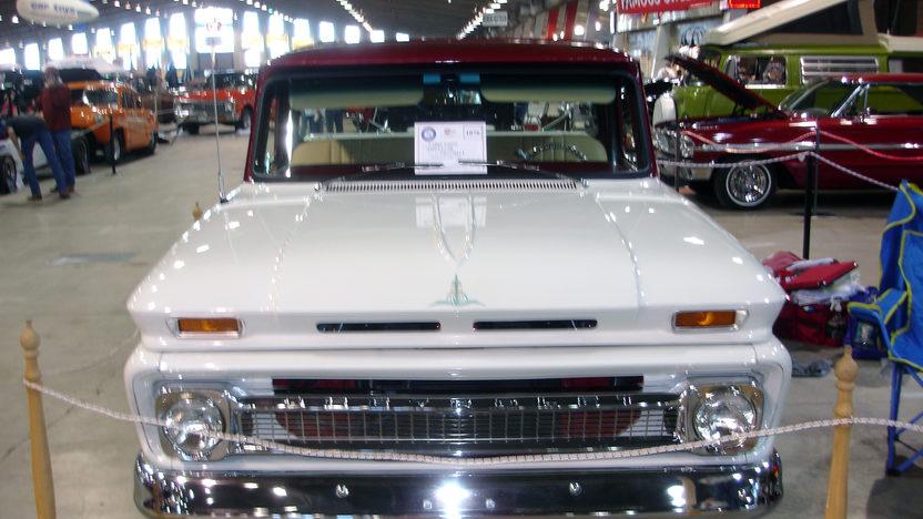 1964 Chevrolet  Pickup 350/335 HP, Automatic presented as lot S169 at Kansas City, MO 2011 - image2