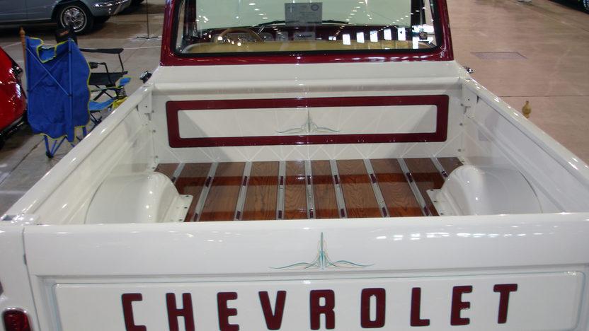 1964 Chevrolet  Pickup 350/335 HP, Automatic presented as lot S169 at Kansas City, MO 2011 - image3