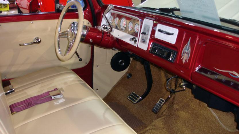 1964 Chevrolet  Pickup 350/335 HP, Automatic presented as lot S169 at Kansas City, MO 2011 - image4