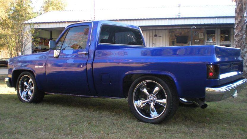 1985 Chevrolet  Pickup presented as lot S180 at Kansas City, MO 2011 - image3