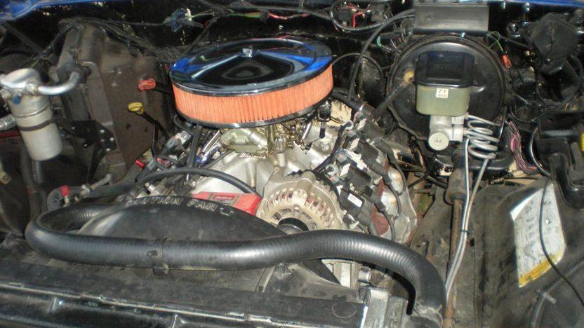 1985 Chevrolet  Pickup presented as lot S180 at Kansas City, MO 2011 - image7