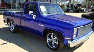 1985 Chevrolet  Pickup presented as lot S180 at Kansas City, MO 2011 - thumbail image8