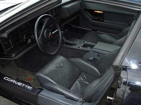 1984 Chevrolet Corvette 427 CI, Automatic presented as lot S181 at Kansas City, MO 2011 - image4