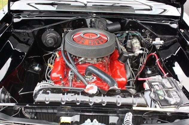 1968 Dodge Dart GTS presented as lot S186 at Kansas City, MO 2011 - image6