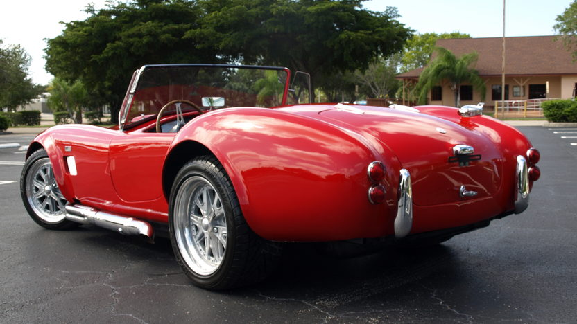 1966 Shelby Cobra Replica Roadster 390 CI, 4-Speed presented as lot S196 at Kansas City, MO 2011 - image2