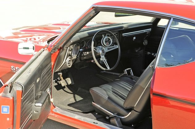 1969 Chevrolet Chevelle SS 468/500 HP, Automatic presented as lot S207 at Kansas City, MO 2011 - image3