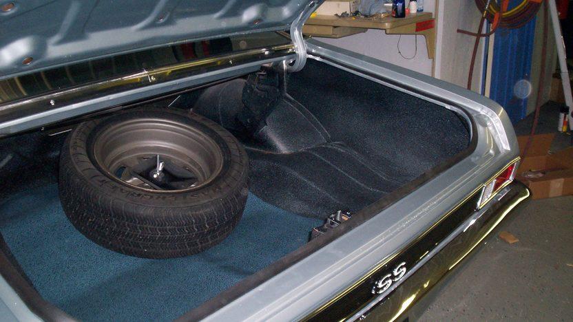 1968 Chevrolet Nova 454 CI, 4-Speed presented as lot S53 at Kansas City, MO 2011 - image3