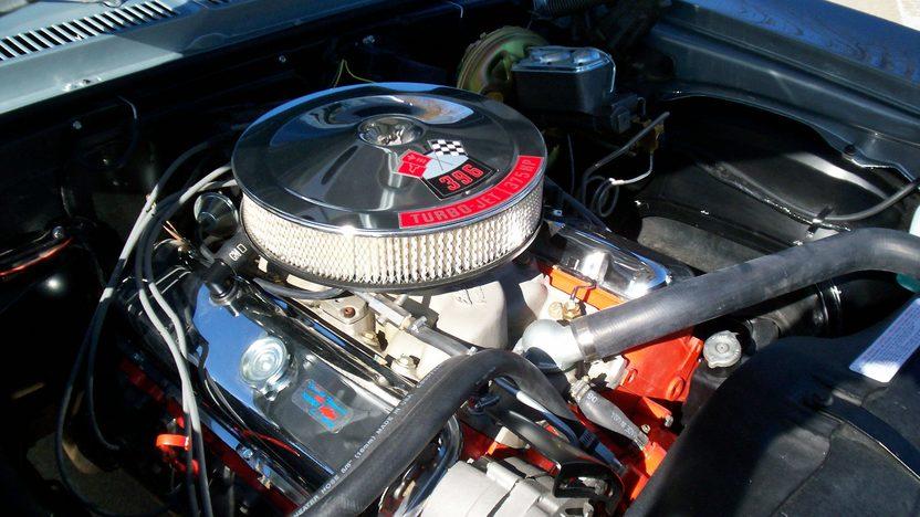 1968 Chevrolet Nova 454 CI, 4-Speed presented as lot S53 at Kansas City, MO 2011 - image4