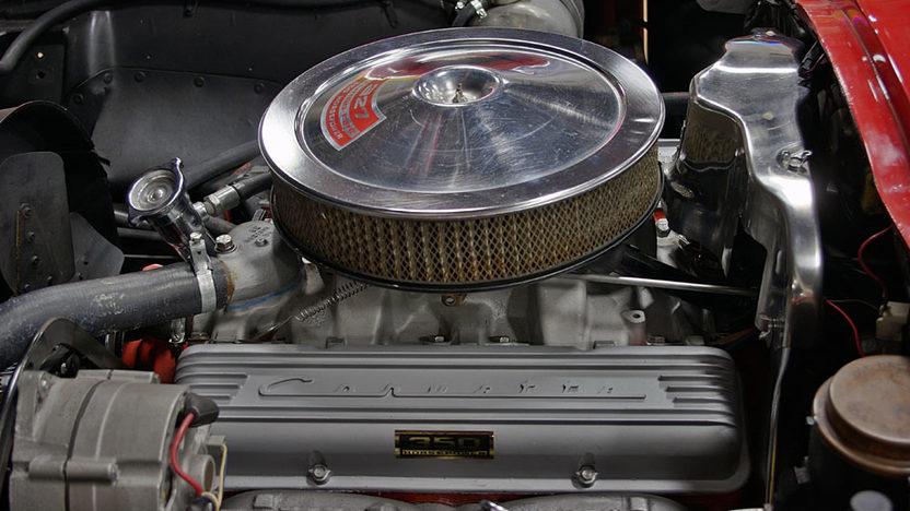 1966 Chevrolet Corvette Convertible presented as lot S65 at Kansas City, MO 2011 - image8