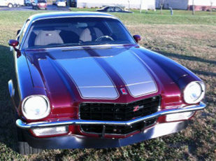1972 Chevrolet Camaro Z28 4-Speed presented as lot S76 at Kansas City, MO 2011 - image3