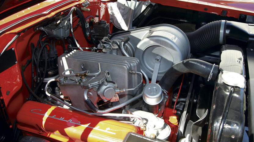 1957 Chevrolet Bel Air 2-Door Hardtop 283/283 HP, 3-Speed presented as lot S81 at Kansas City, MO 2011 - image5