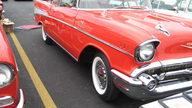 1957 Chevrolet Bel Air 2-Door Hardtop 283/283 HP, 3-Speed presented as lot S81 at Kansas City, MO 2011 - thumbail image10
