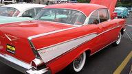 1957 Chevrolet Bel Air 2-Door Hardtop 283/283 HP, 3-Speed presented as lot S81 at Kansas City, MO 2011 - thumbail image9