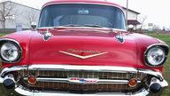 1957 Chevrolet Bel Air 350 CI presented as lot S91 at Kansas City, MO 2011 - thumbail image6