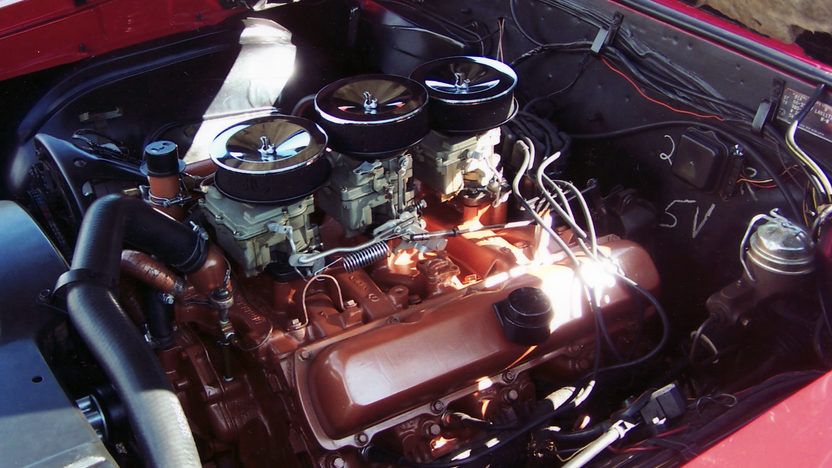 1966 Oldsmobile 442 presented as lot S92 at Kansas City, MO 2011 - image5