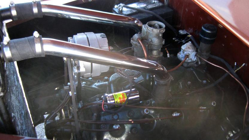 1942 Ford Woody Station Wagon presented as lot S96 at Kansas City, MO 2011 - image10