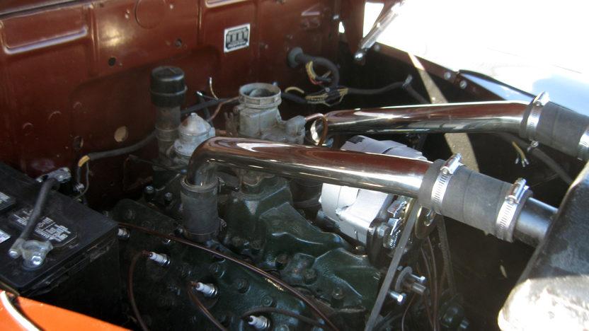 1942 Ford Woody Station Wagon presented as lot S96 at Kansas City, MO 2011 - image9