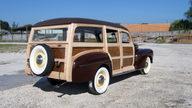 1942 Ford Woody Station Wagon presented as lot S96 at Kansas City, MO 2011 - thumbail image3