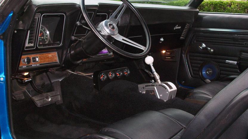 1969 Chevrolet Camaro Convertible 454 CI, Automatic presented as lot S98 at Kansas City, MO 2011 - image5