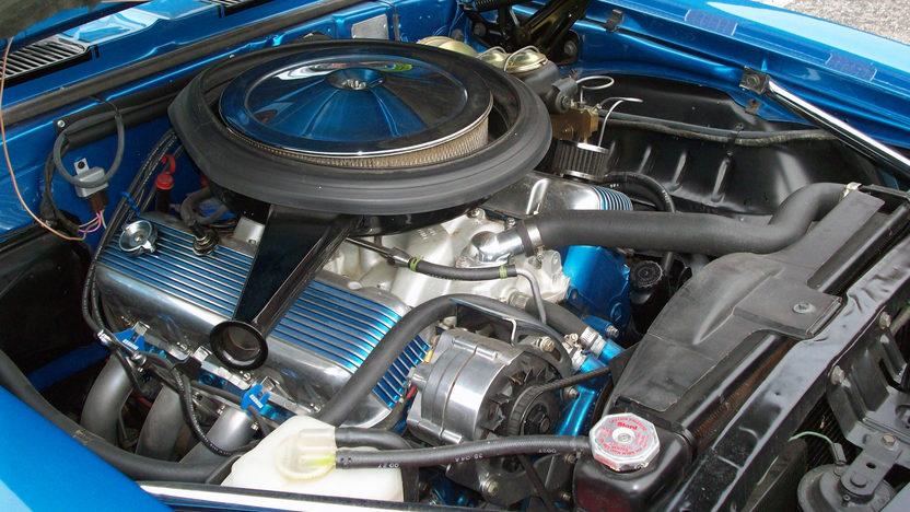 1969 Chevrolet Camaro Convertible 454 CI, Automatic presented as lot S98 at Kansas City, MO 2011 - image6