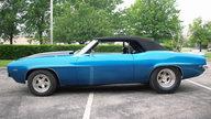 1969 Chevrolet Camaro Convertible 454 CI, Automatic presented as lot S98 at Kansas City, MO 2011 - thumbail image2